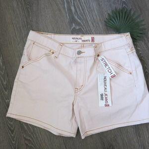LEVIS *NWT* 515 Nouveau Shorts Pink Size 12